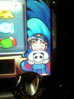 パンダでました。