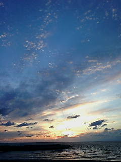 あの日の空